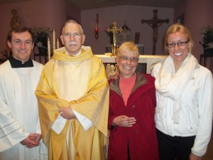 After the Easter Vigil