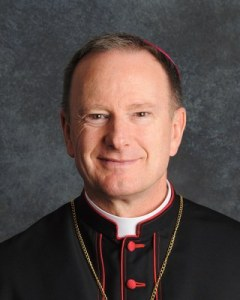 Bishop Michael C. Barber, SJ