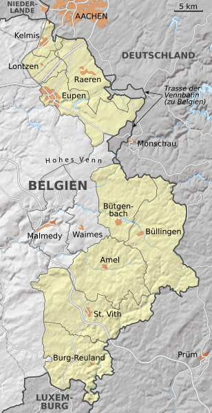 German-speaking Belgium