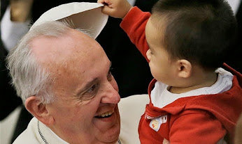 """Hang on to your hat"" Papa Bergoglio!"